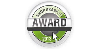 Shop-Usability-Award geht wiederholt an RapidUsertests-Intensivkunde